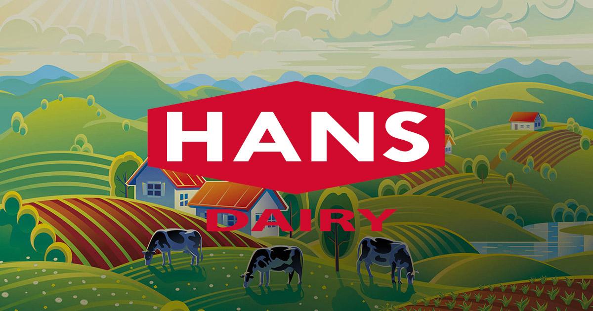 Find A Store · HANS Dairy